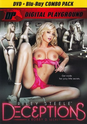Riley Steele: Deceptions - DVD + Blu-ray Combo Pack