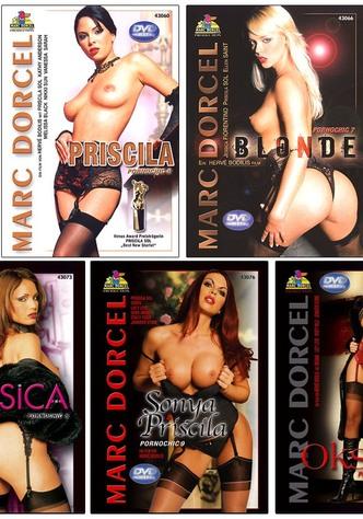 Marc Dorcel Paket: Pornochic 6-10 - 5 Disc Set