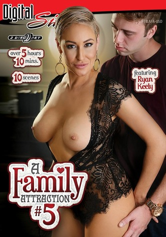 A Family Attraction 5 - 2 Disc Set