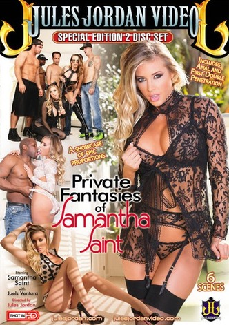 Private Fantasies Of Samantha Saint - Special Edition 2 Disc Set