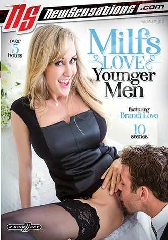 MILFs Love Younger Men - 2 Disc Set