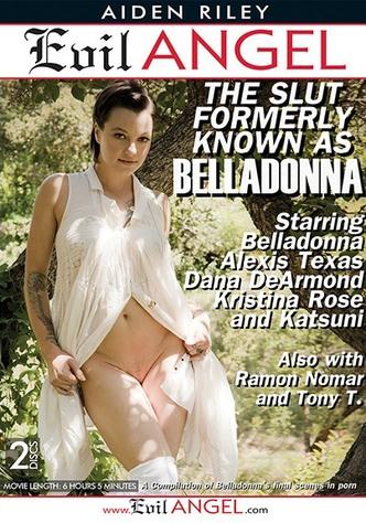 The Slut Formerly Known As Belladonna - 2 Disc Set