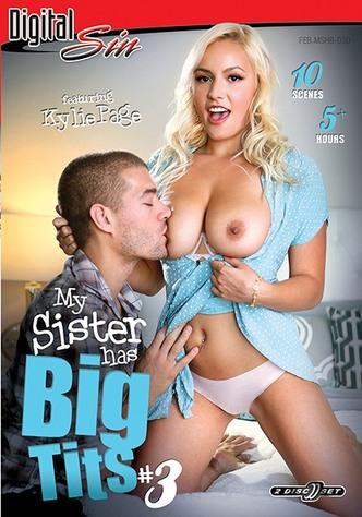 My Sister Has Big Tits 3 - 2 Disc Set