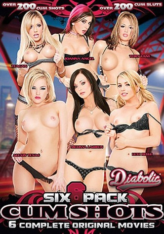 Six Pack: Cumshots - 6 DVD Box