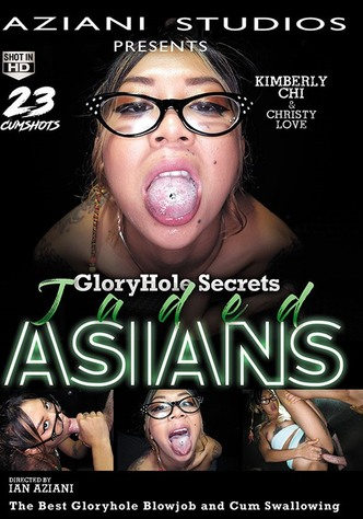 GloryHole Secrets: Jaded Asians